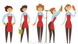 Küster und Hausmeister